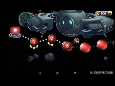 Angry Birds StarWars 2 porkside episode 1 levels 1-5