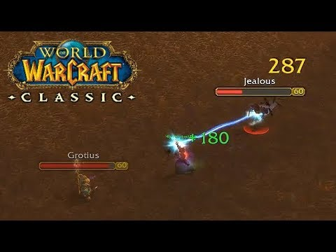 Owning In World PvP | WoW Classic Priest Shadow