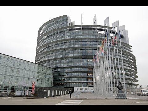 Cérémonie d'hommage à Helmut Kohl à Strasbourg