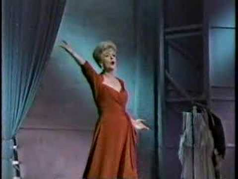 Angela Lansbury live sings Everything's Coming Up Roses 1989