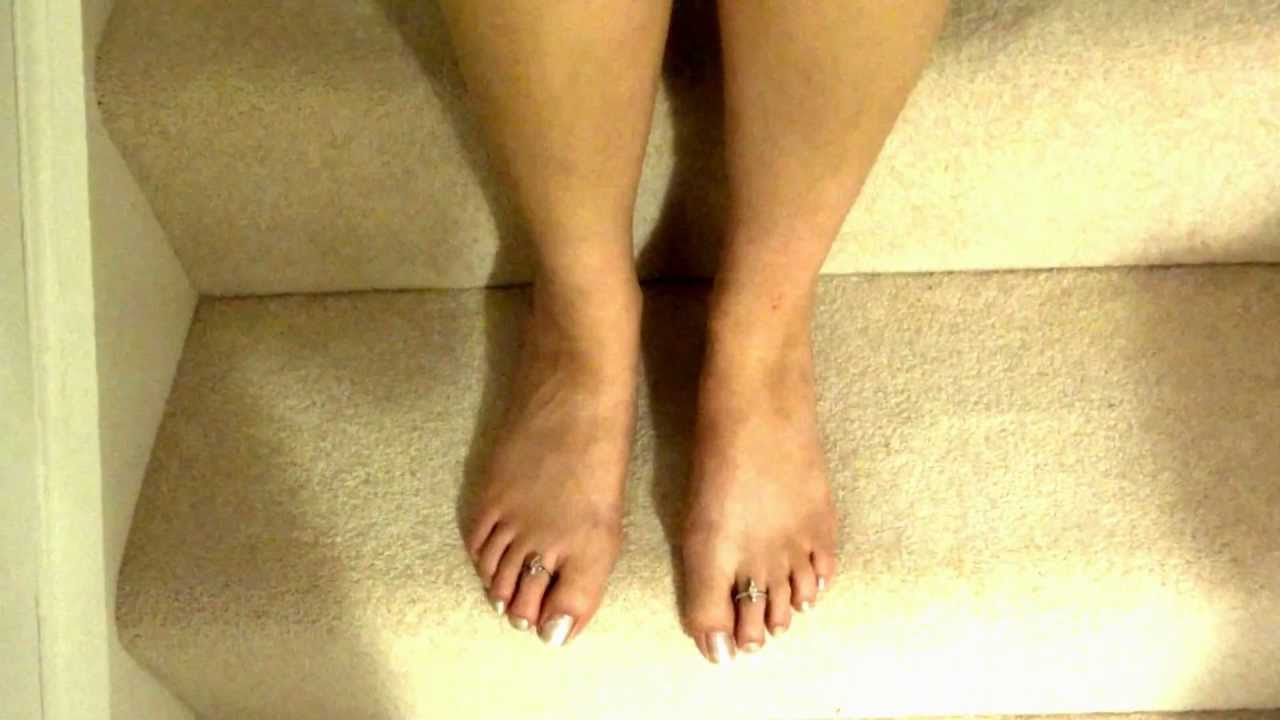 Indian Wife Feet - Youtube-6265