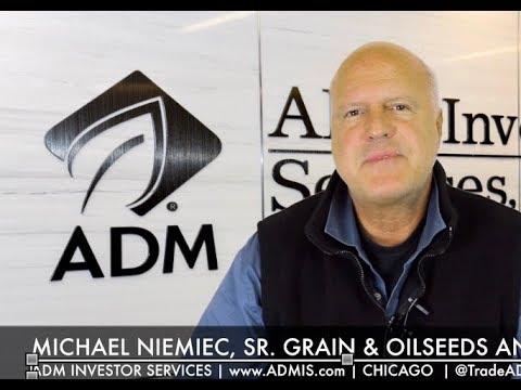 ADMIS Today TV w/Michael Niemiec on Grain Futures Outlook 5/18
