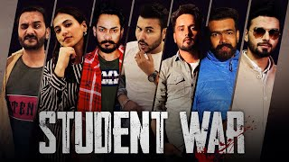 Student War - Full Movie HD | Amrit Amby | New Punjabi movie | Jaspal dhillon | Pitaara TV