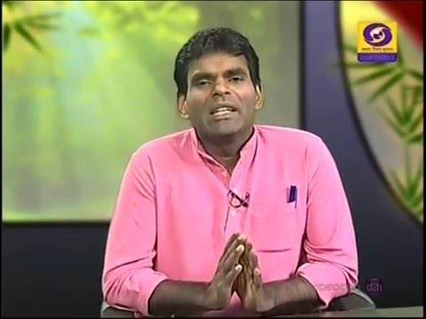 Artist Kotegadde Ravi Interview on DD Chandana TV at 'Belagu' programme