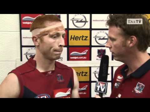 Matthew Bate post match interview