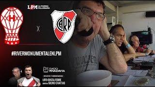 Huracán vs.River - Superliga - Relatos Lito Costa Febre