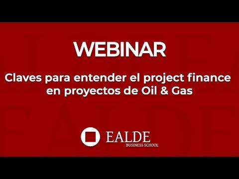 Claves para entender el project finance en proyectos de Oil & Gas
