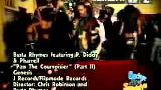 Busta Rhymes ft  P Diddy Pharrell   Pass The Courvoisier Part II