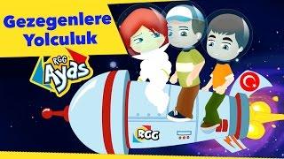 RGG Ayas - Gezegenlere Yolculuk - Çizgi Film | Düşyeri