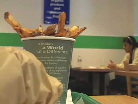 Courtesy ABC News on Campus: Fast Food Goes Organic