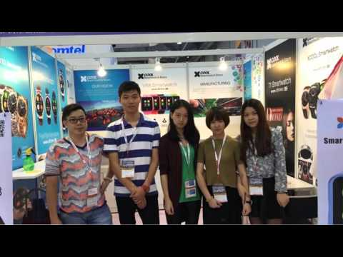 2015  Global sources exhibitions Vedio