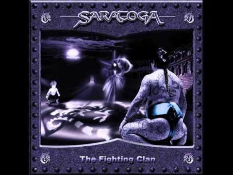 Saratoga - Ivory and White
