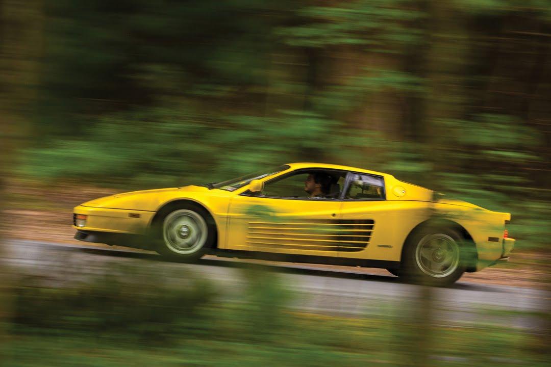 1988 Ferrari Testarossa Youtube