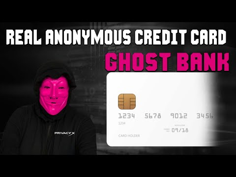 NEW Cryptocurrency / How To Get Anonymous Credit Cards