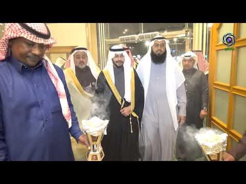 حفل زواج الدكتور أحمد  بن محمد العلاطي العنزي