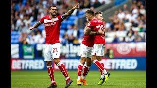 Highlights: Bolton Wanderers 2 2 Bristol City