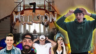 HUGE 7,000,000 SUBSCRIBERS CELEBRATION!! **BEST SURPRISE EVER**