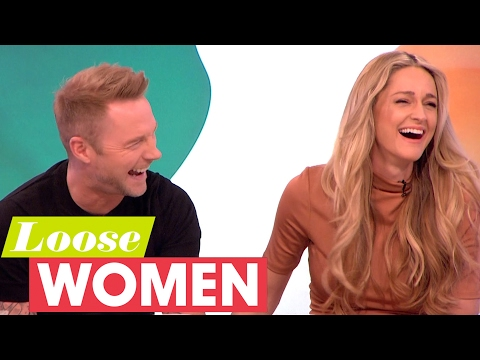 Ronan and Storm Keating Are Expecting! | Loose Women