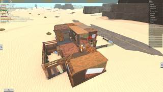 Roblox After The Flash:Mirage Roadside Bar