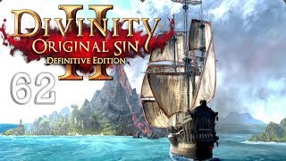 Безымянный остров — Divinity: Original Sin 2 Прохождение #62