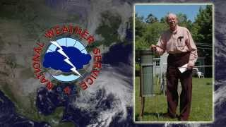 noaa honors new york farmer for 84 years as volunteer weather observer