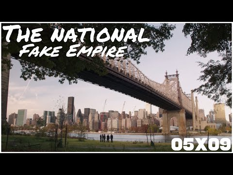 ♫ Person of Interest - The National : Fake Empire (05x09)