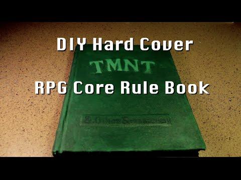 Ready Ward - DIY Book Binding on the Cheap - Links in Description