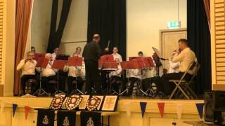 Bailies Lane (Can-Can) @ Shankill Road Defenders Melody Contest 2015
