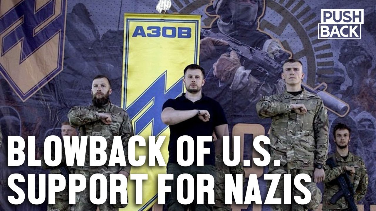 The other Ukraine scandal: US support for neo-Nazis fuels far-right terror at home