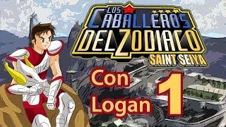 Saint Seiya Santuario PS2 en Español Parte 1