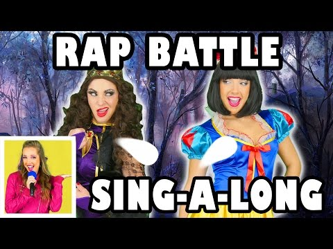 Rap Battle Sing Along with Margeaux. Totally TV from Disney Toys Fan.