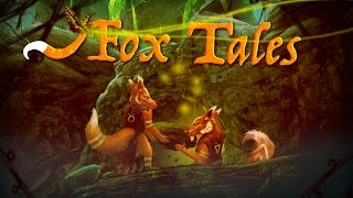 Fox Tales: Kids' Book