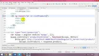 Consuming Java Restful Web Service with AngularJS