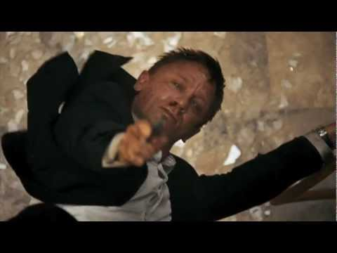 James Bond 50th Anniversary Blu-Ray Collection Trailer Official 2012 [HD]