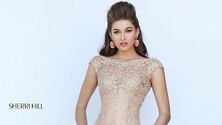 Sherri Hill 50177 Prom Dress