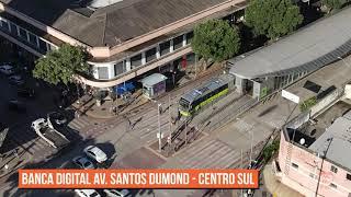 Banca Digital | 134 Av. Santos Dumond