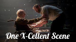 One X-Cellent Scene - Charles' Tank Seizure (Logan)