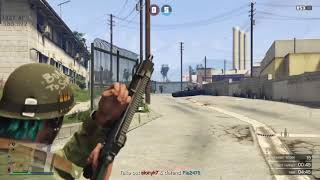 Playing With Tryhards And Noobs Hardest Target Gta5