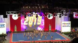 Top Gun Lady Jags Worlds 2019 Day 2 🥈