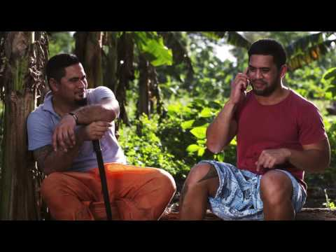 Digicel Samoa: Free Overseas with Joseph Parker & The 3 Wise Cousins