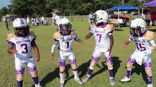 95lbs Hueytown Jaguars highlights vs Pinson