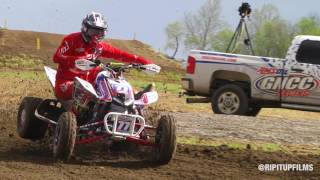 THE RIDE - Ironman Raceway - ATVMX Nationals Round 4 - 2016