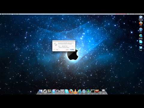 How to Force Eject CD/DVD Out Of MAC ( Easy )