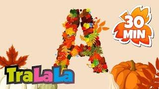 Cântece de toamnă pentru copii - 30 MIN | TraLaLa