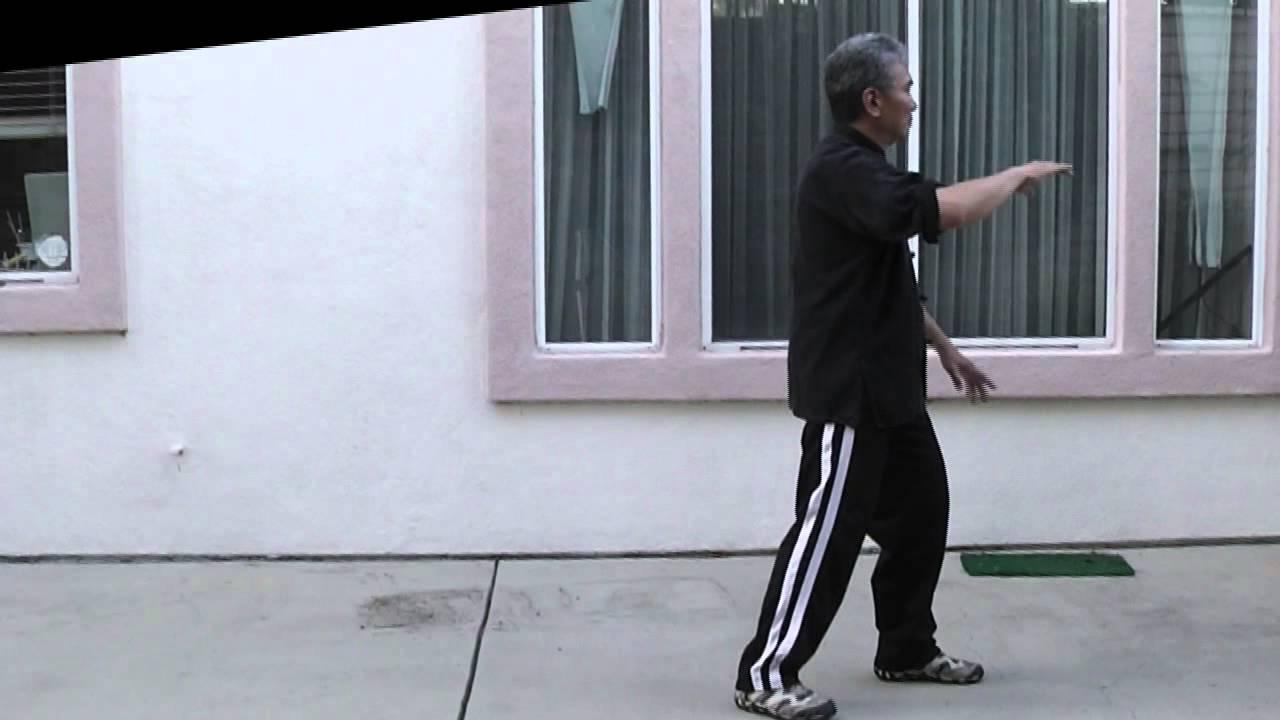 Yang Lu Chan - Old Yang Style 1St Third - Youtube-2254