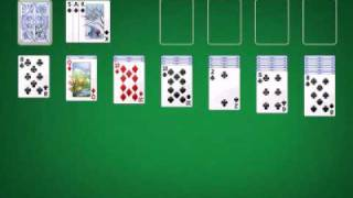 Unbeatable Solitaire Game