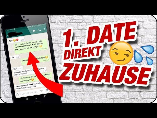 WHATSAPP S*X DATE IN NUR 3 STUNDEN KLAR MACHEN 😏💦 Chat Analyse
