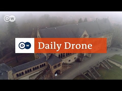 #DailyDrone: Imperial Palace of Goslar