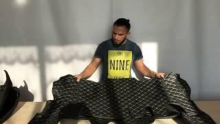 Zeus 3D коврики в салон для infiniti QX56 (обзор)