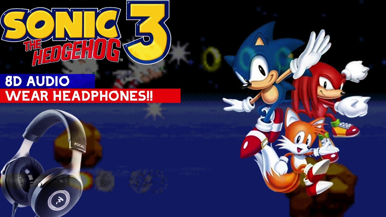 The Doomsday Zone 8d Audio Sonic The Hedgehog 3 Youtube